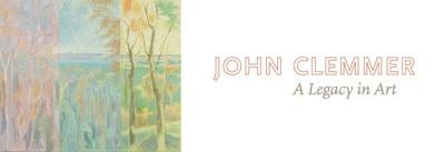 John Clemmer's Art Is on Display at The Historic New Orleans Collection