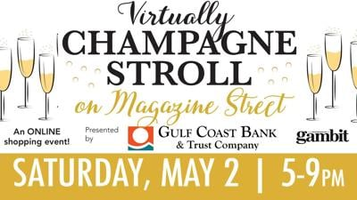 You Can Still Enjoy the 10th Annual Champagne Stroll: Here's How