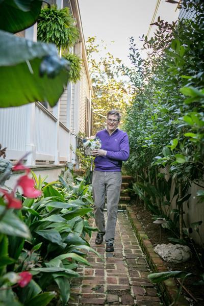 Adore Spring 2019_Rach & Bach_Quinn in Garden