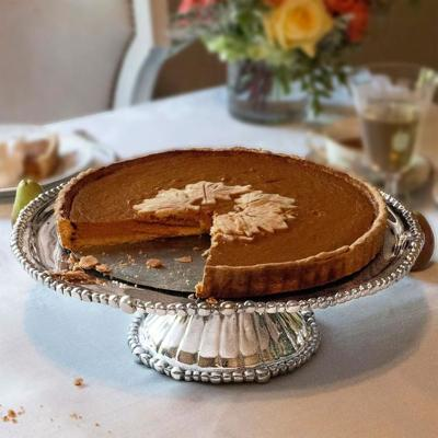 Pumpkins, Platters, & Pies: Oh my!