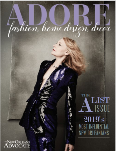Adore: A-List Issue 2019