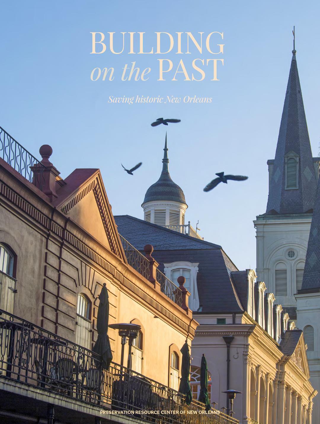 Building on the Past. Saving Historic New Orleans. Garden District Bookshop.jpg