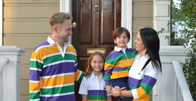The Story Behind the Mardi Gras Rugby Shirt
