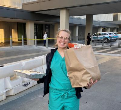 This Krewe is Simultaneously Helping Hospital Employees and New Orleans Restaurants