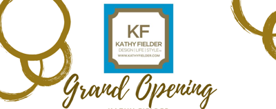 Celebrate Kathy Fielder's New Magazine Street Shop with Kathy Herself