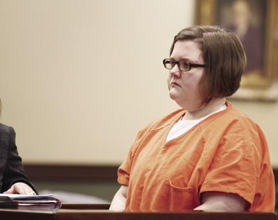 Accused baby murderer appears in court
