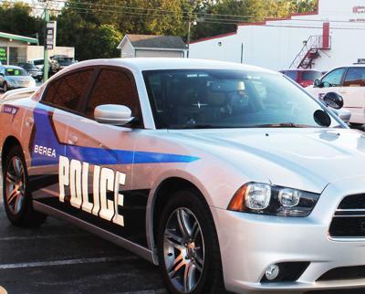 Berea Police Car