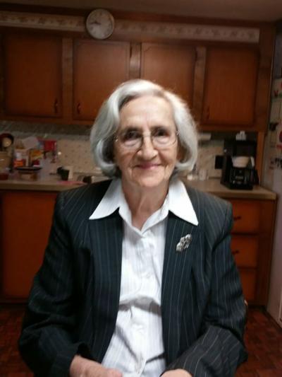Golda H. Vallance Obituary