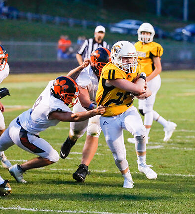 Tigers open with 35-20 win over Lynn Camp