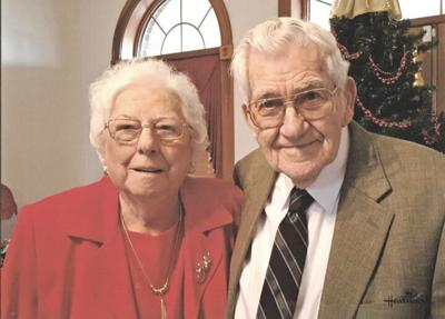 Wiley and Ina Pearl Cole