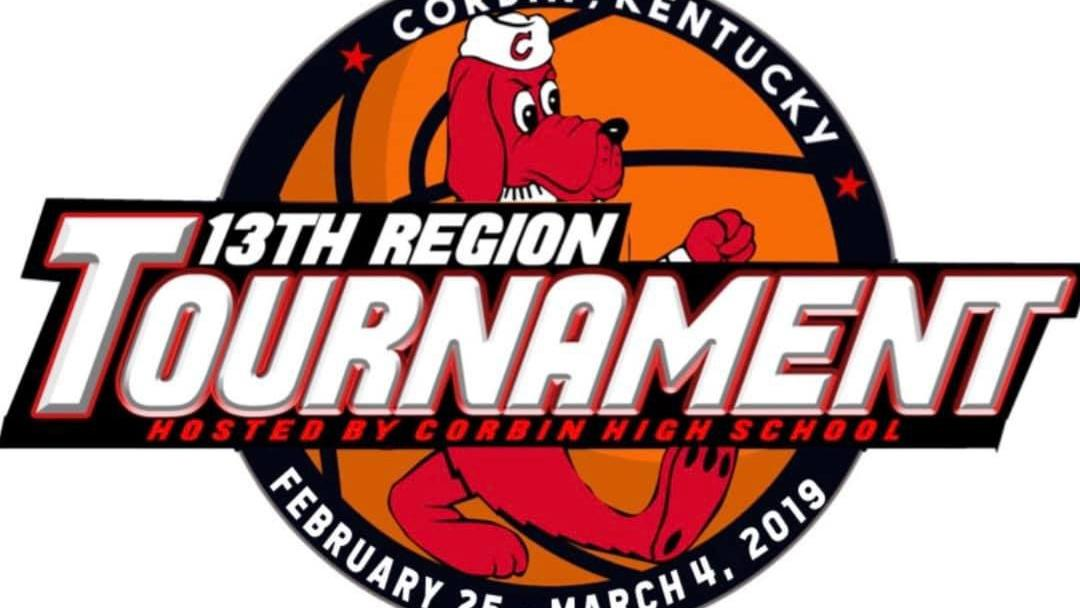 13th region girl's basketball tournament
