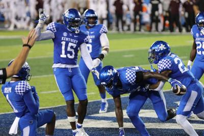 """Air Leach"" Grounded by Kentucky Defense"