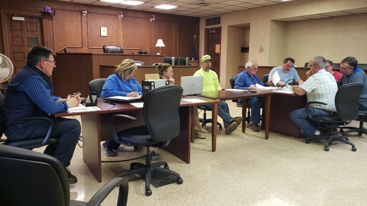 March Fiscal Court Riddled with Many Questions Concerning Tourism and 911 Dispatch