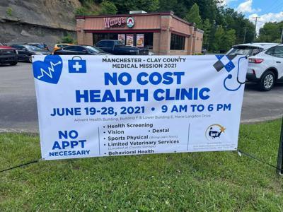 Free Medical, Vet services underway