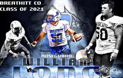 Breathitt's William Long commits...