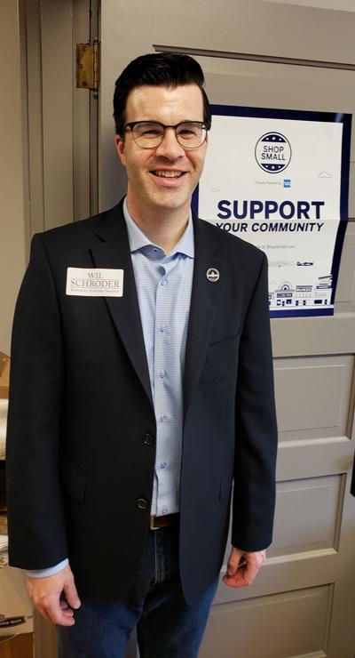 Will Schroder, State Senator of 24th District running for Kentucky Attorney General
