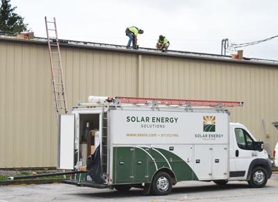 Longs Solar Panels