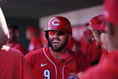 Moustakas in 'phenomenal shape' for 2B move for Reds