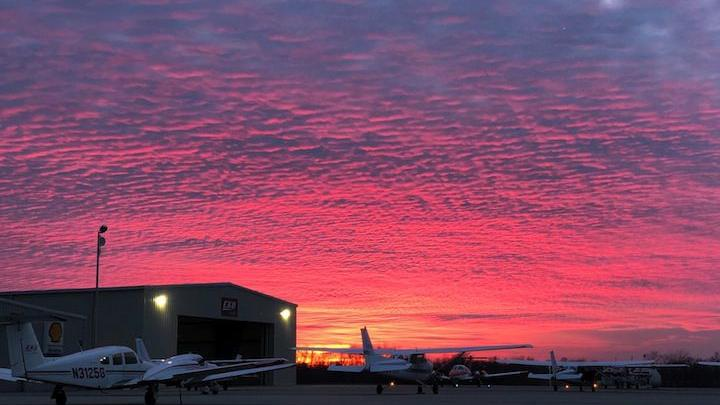 Infrastructure improvements  taking off at regional airport