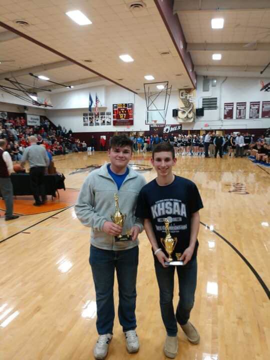 Evans, Watterson named to All Tournament Team
