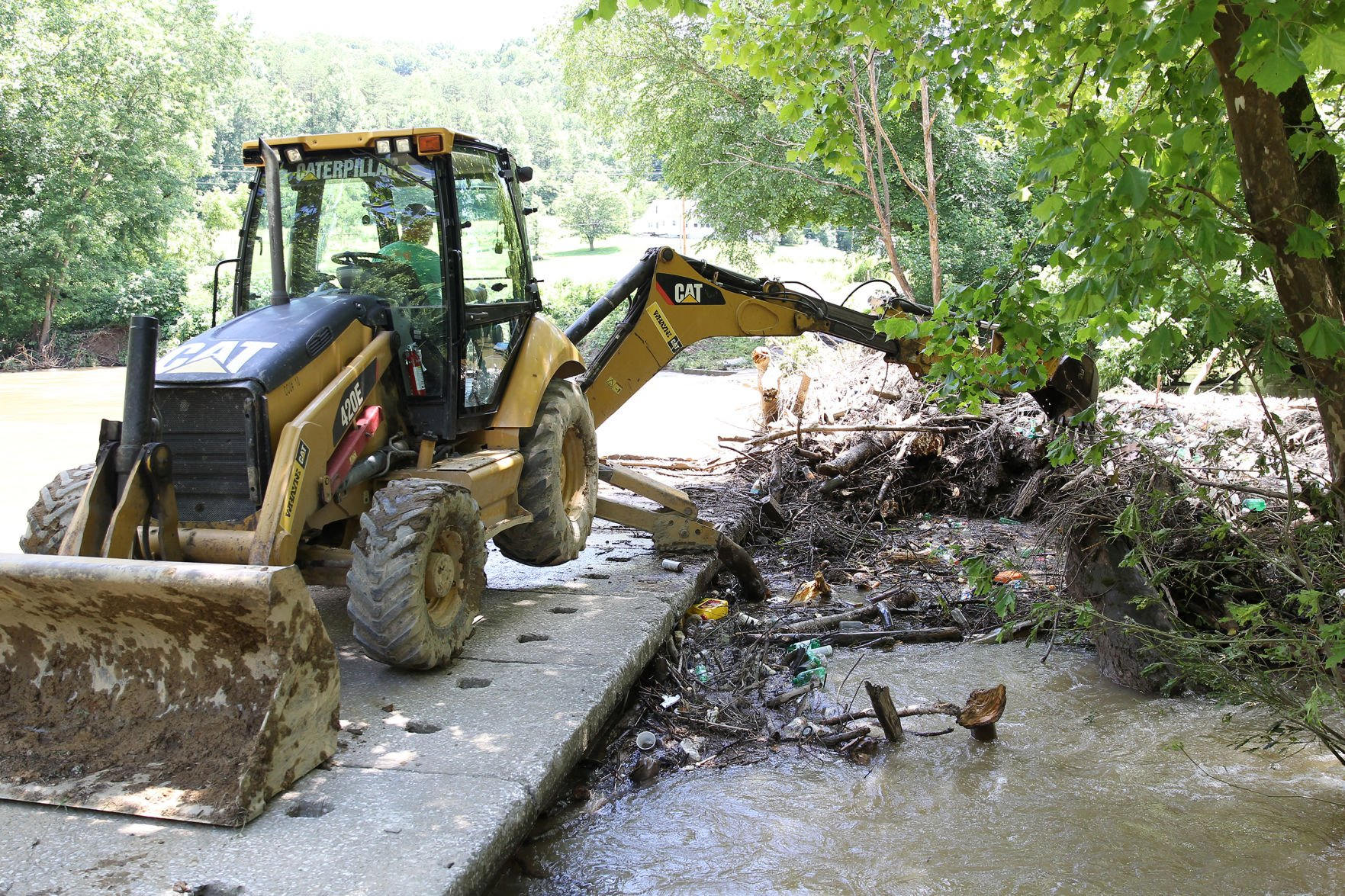 Flood damage nears $1 million dollars