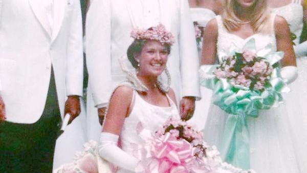 Kristy Nelson Burnett celebrates  20th anniversary as KMLF Queen