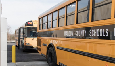 Madison County Schools bus