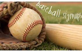 Lee County Youth Sports Baseball/Softball Sign Ups!