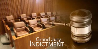 Grand jury indictments returned