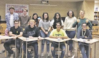JCHS 2019 Academic Team