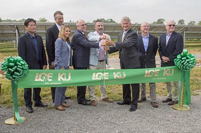 Solar energy in Kentucky now shining brighter