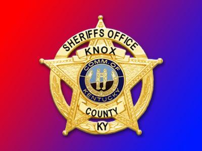 KNOX SHERIFF BADGE
