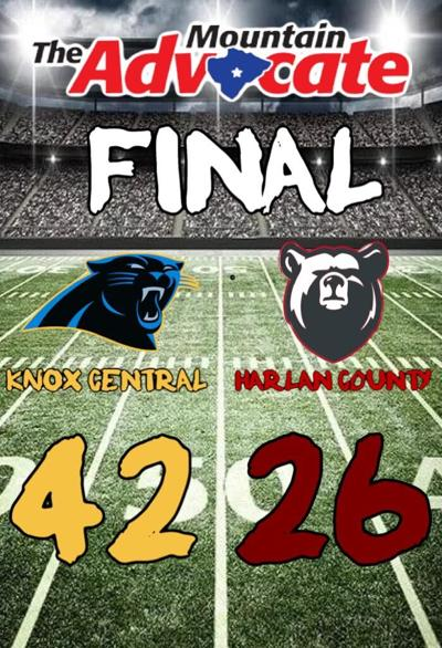 Knox Central over Harlan County