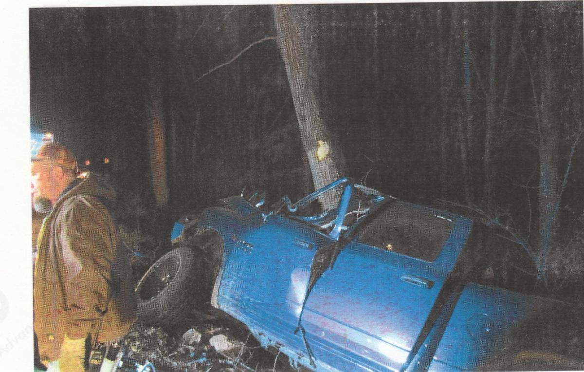 Single Vehicle Accident Claims Life Of Jackson County Man Jackson County Sun Nolangroupmedia Com