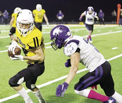 Tigers travel to Perry Central