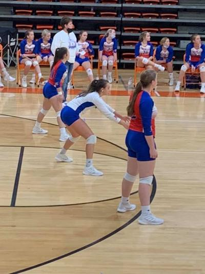 Eden Lakes Lady Generals Volleyball