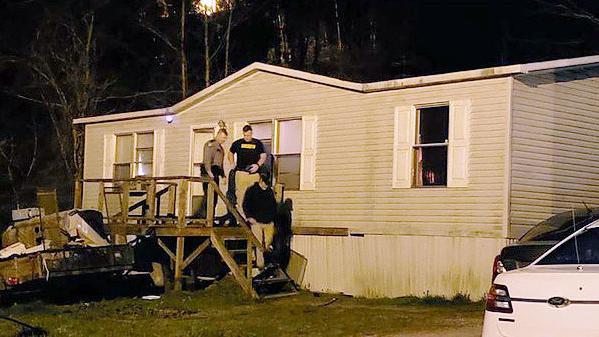 Pineville man shot to death Wednesday night