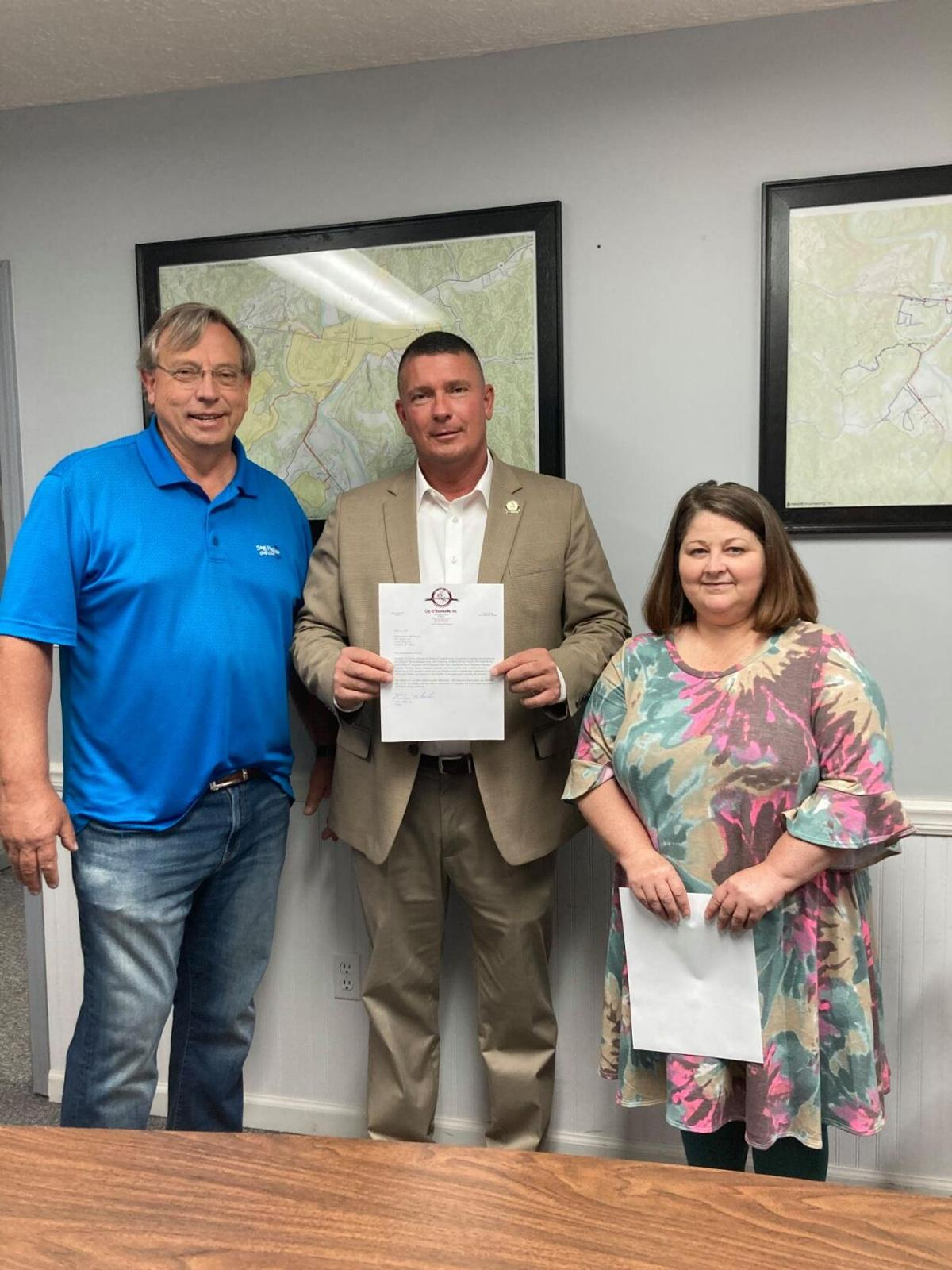 Fiscal Court Donates Land in Order to Help Get Funding for a Local ATC