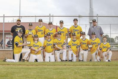 CCMS baseball finishes second