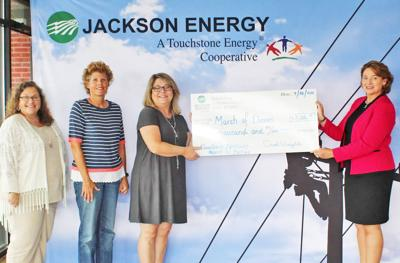 Jackson Energy and CoBank Give Back to Local Communities