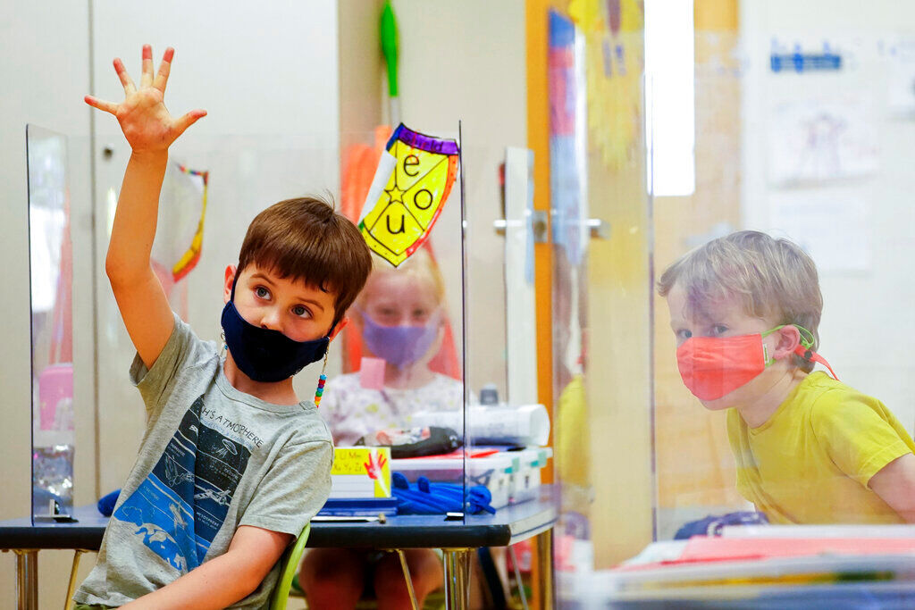 Virus Outbreak Kindergarte