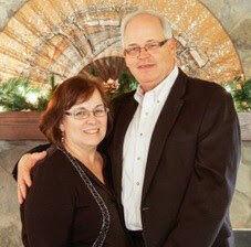 Martin and Joyce Huff (WYGE image)