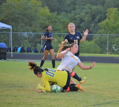 Lady Panthers soccer