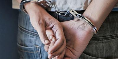 Constable, wife charged with harassment