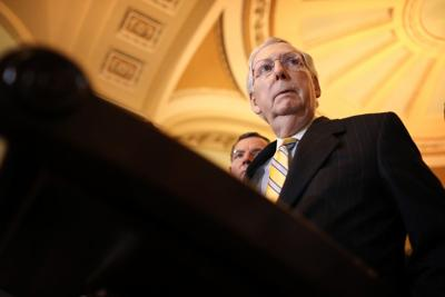 McConnell files bill to raise legal age to buy tobacco products to 21