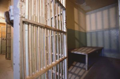 Madison County Detention Center:  Sunday, April 5, 2021