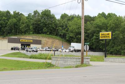 Dollar General store at Tyner, KY