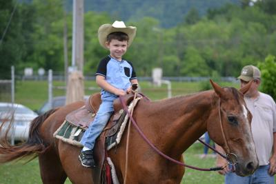 Local riders enjoy second rodeo of the year