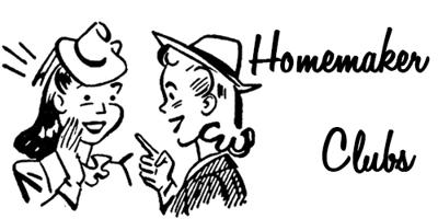 Lee Co. Homemaker Membership Dues: