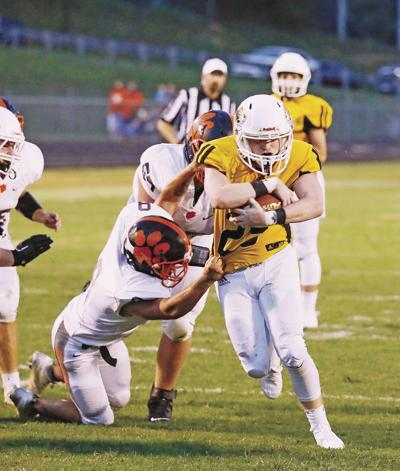 Tigers travel to Green County Friday